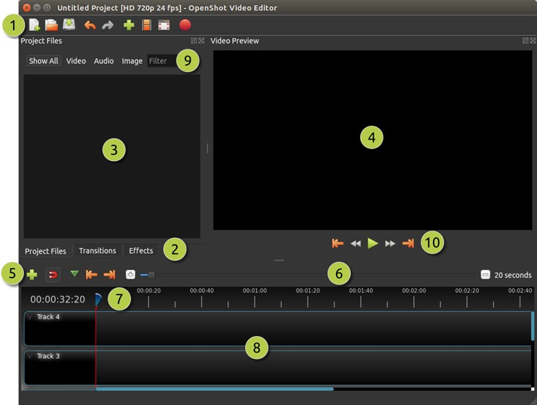 OpenShot Video Editor Review – Free Video Editing Software